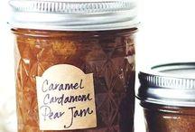 Gourmet jams