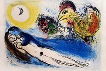 Chagall: l'arte è uno stato d'animo / Milano  -  DEODATO ARTE - 4 Febbraio 2015 - 28 Febbraio 2015 - Inaugurazione 3 Febbraio 2015 h 18:30