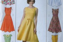 Dresses / Ideas and patterns