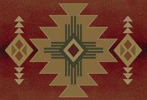 Принт навахо