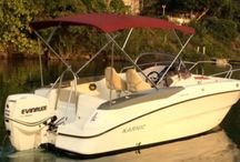 Karnic 2251 / Karnic 2251 (Open line) Used Speed Boat