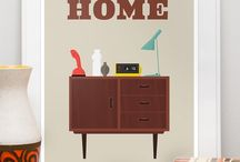 Mid Century Modern Obsession / by Katie Brown
