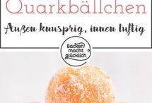 Kuchen : Quark