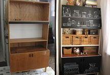 bútor felújítása