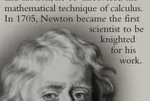 Famous Male Mathematicians and Scientists / Famous male mathematicians and scientists