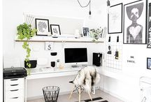 Study / Studio / Beauty Room Ideas