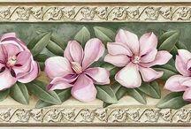 бардюры цветы