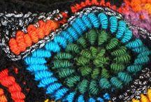 Freeform crochet