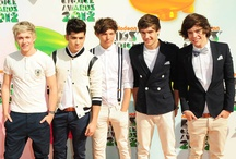 one direction <3 / I LOVE One Direction and if you got a problem with it then I will beat you down!!!  / by Aubrey Jorgensen