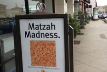 Matzah Pizza Madness / by Fresh Brothers