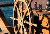 Sailing Wheel