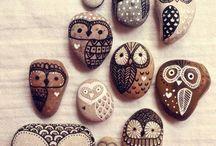 Πέτρες ζωγραφικη