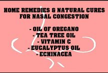 Natural Remedies / by Kandie Santana