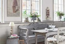 French nordic interiors