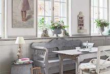 French nordic interiors