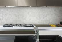 Kitchens / Design, colours, Tiles