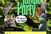 Junglr party
