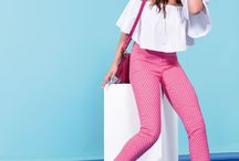 Robell Spring/Summer 2017 / Robell trousers and jeans - Spring/Summer 2017 collection.