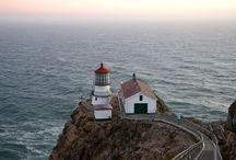 Lighthouses / by Amy Miller