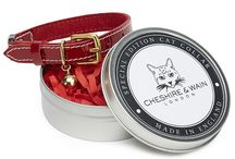 Christmas Gifts for Cats and Catlovers / Gift ideas from Cheshire & Wain to keep your kitty purring this Christmas!