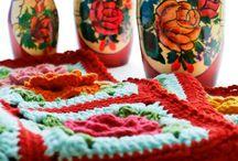 Crochet & Knitting / Patterns, blogs & tips