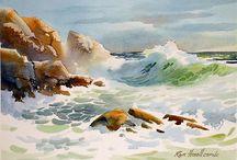 halifaxartmap.com alta marea su rocce!!!!!!