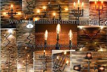 dekoratif lambalar