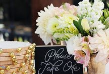 Wedding favours & little gift ideas