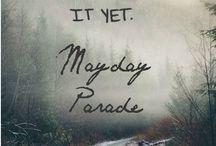Mayday Parade ⚓️❤️