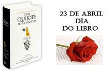 Día del libro / Maratón lectura del Quijote
