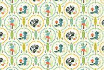 fabric / by Rachel Soller McClure