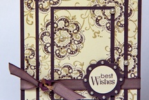 Lacy & Lovely - Stampin' Up (retired) / by Diana Crawford