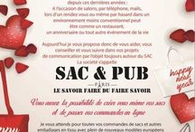 Sac & Pub By Karine Cohen