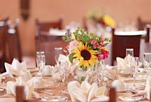 Table decorations and centerpieces