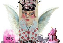 cakes/cupcakes / by Dawn Wrede Ruble