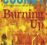 Burning Up / This is a story rife with fire. In Shell Beach, where teenaged Macey Clare divides her life between her busy parents and her sweet-natured grandparents, neighbors gather around driftwood bonfires. Arson in the inner-city church where Macey volunteers leaves her asking why life should be so hard for some people--a question that becomes more urgent when her new friend Venita is killed in the crossfire of a gang shootout.