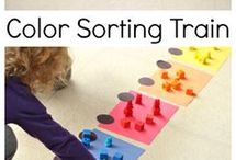 Colors / Color activities for toddlers and preschoolers