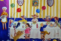 Galerie d'Art Marie-Claude BOSC / Tableaux Galerie d'Art Marie-Claude BOSC