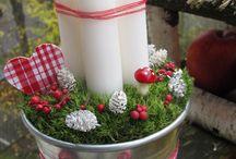 Advent, Mikulás, karácsony