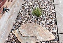 Foundation landscaping