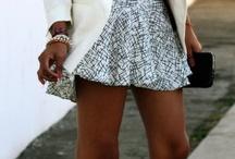 fashionista wannabe. / by Samantha Brish