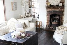 For the Home / Shabby, garden, light, airy, comfortable, cozy, / by Indie Jones