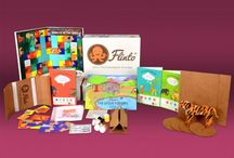 Summer activities, idea # 3 - Activity Toys! / Let your kids have hours of fun and create good learning experiences this summer with these activity toys. The activities keep them engrossed and make them learn something new / by mybabycart.com