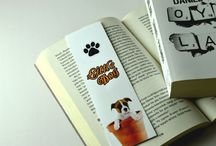 Bookmarks / We Bookmarks...