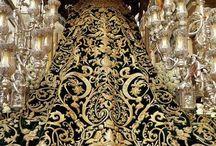 Mantos de la Gloriosa virgen Maria