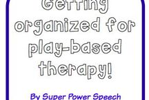 Play Therapy/Floortime