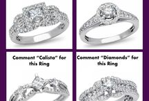 Collection - Calista Bridal / 0 / by Samuels Jewelers