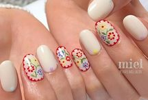 embroidery nails