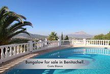Real Estate Video - Villas in Benitachell. / Estate agents video, villas & properties for sale in Benissa, Costa Blanca.
