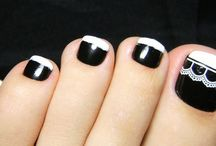 Creative Nail Ideas / by Morgan Manwill Tomlinson